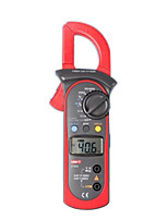 UNI-T's digital clamp meter UT202 digital watch strap clamp temperature function