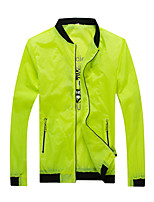 Outdoor Skin Sun Protection Clothing Rain Jacke