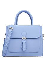 HOWRU ® Women 's PU Tote Bag/Single Shoulder Bag/Crossbody Bags-Blue/Pink