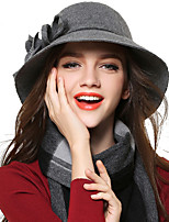 Women Bucket Hat,Vintage / Cute / Party / Work / Casual Spring / Fall / Winter