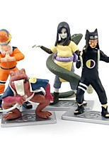 Naruto Orochimaru PVC One Size Figures Anime Action Jouets modèle Doll Toy