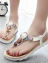 Women's Shoes National Flipflop Fashion Flat Heel Comfort / Open Toe Sandals Dress / Casual
