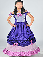 Steampunk®Blue Gothic Lolita Dress Civil War Southern Belle Dresses