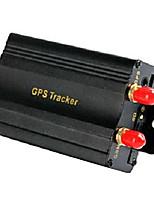 auto TK103A antenna esterna posizionata con elevata precisione