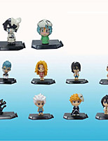 Bleach PVC 3cm Anime Action Figures Model Toys Doll Toy 1 Set