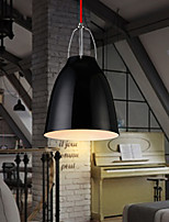 Northern European Retro Industrial Single Head Pendant Lights Loft Simple And Creative Personality Bar Restaurant
