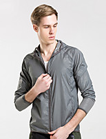 Outdoor Clothing Skin Sunscreen Clothing Spring And Autumn Male Quick-Drying ultra-thin Breathable Windbreaker