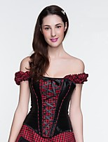 Serre Taille / Corset / Grande Taille Lacet Polyester / Nylon Femme