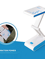 1 w fraîche ac blanc imperméable / dimmable / économie d'énergie rechargeable conduit lampe de lecture (couleurs assorties)