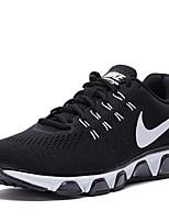 Zapatos Running Tul / Tejido Negro / Azul / Marrón / Gris Hombre
