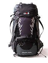 60 L Backpack Camping & Hiking / Climbing / Leisure Sports / Traveling OutdoorWaterproof / Quick Dry / Rain-Proof