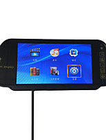 7 Inch TFT-LCD Car Rearview Monitor MP5 Player.