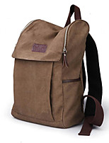 Fine Unisex Casual Canvas Backpack Cool School Bags