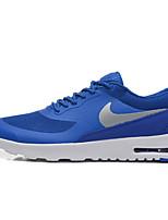 Zapatos Interior Tejido Azul / Azul Marino / Azul Real Hombre