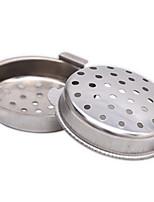 6.8cm Stainless Steel Infuser Strainer Tea Leaf Filter Spoon Locking Spice Ball