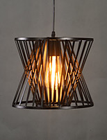 Simple Single Head Lamp, Wrought Iron Chandelier Restaurant Stage Lamps And Lanterns Of American Creative Study
