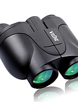 BIJIA 10 25 mm Binoculares HD BAK4 Impermeable / Genérico / Maletín / Prisma de azotea / Alta Definición 114m/1000m # Enfoque Central