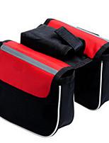 Bolsa para Quadro de Bicicleta / Bolsas de ciclo Lista Reflectora / Prova-de-Pó / Vestível / Multifuncional / Em 3 1Esportes de Lazer /
