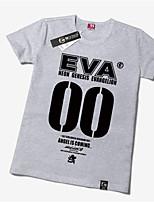 Inspired by Neon Genesis Evangelion Ayanami Rei Cotton T-shirt