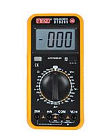 Fuke dt9205 jaune pour multimètres numériques professinal
