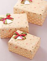 Cajas de Regalos(Champaña,Papel de tarjeta) -Tema Clásico-Matrimonio / Aniversario / Despedida de Soltera / Baby Shower / Quinceañera y