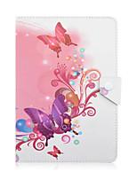 desenho universal tablet pc de 10 polegadas de cor de desenho ou padrão de couro caso magnética caso inteligente anti-poeira