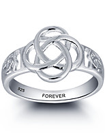 2016 Fashion Personalized Promise 925 Sterling Silver Ring For Women