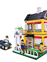wan pour maintenir le modèle de blocs de construction maison villa 31052 diy granulés jouets