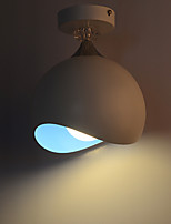 Max 60W Modern/Contemporary Metal Flush Mount Living Room / Bedroom / Dining Room / Kitchen / Kids Room