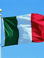 New 90*150Cm Hanging Big Italy Flag Banner Indoor Outdoor Home Decor (No flagpole)