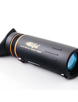 BIJIA 10 42 mm Monocular HD BAK4Impermeable / Genérico / Prisma de azotea / Alta Definición / Alcance de la localización / Visión