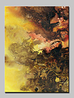 Lager Hand-Painted Modern Colorful Abstract Oil Painting On Canvas For Living Room Home Decor Wall Paintings Whit Frame