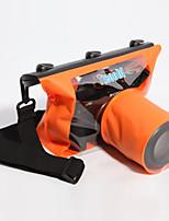 Waterproof PVC Material Dry Box for Cannon/Nikon 20*20*5 (Random Colors)