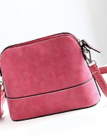 Women PU Shell Shoulder Bag-Multi-color