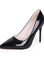 Women's Shoes  Stiletto Heel Heels Heels Party & Evening / Dress Black / Red / White / Gray