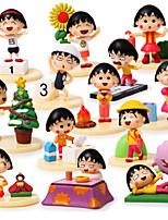 Autres Autres PVC One Size Figures Anime Action Jouets modèle Doll Toy
