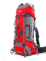 85 L Backpack Camping & Hiking / Climbing / Leisure Sports / Traveling OutdoorWaterproof / Quick Dry / Rain-Proof