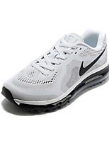 nike air max zapatos corrientes del mens formadores zapatillas de deporte negro / azul / blanco / gris