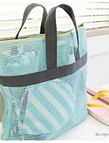 Packing Organizer / Toiletry Bag / Travel ToteForTravel Storage Fabric Blue / Pink 28*30