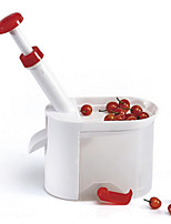 Cherry Pitter Cherry Olive Stoner with Container Cherry Olive Stone Remover Cherry Olive Corer Kitchen Accessories