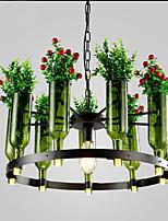 40W Luci Pendenti ,  Tradizionale/Classico Altro caratteristica for Cristallo MetalloSalotto / Camera da letto / Sala da pranzo / Sala