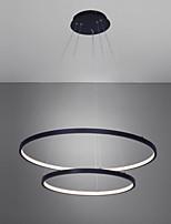 50W Contemporain LED Peintures Métal Lampe suspendueSalle de séjour / Salle à manger / Bureau/Bureau de maison / chambre d'enfants /