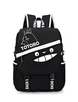 My Neighbor Totoro  Black Quality Canvas Shoulder Bag