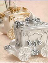 Stearinlys(Sølv,Rustfrit Stål) -Asiatisk Tema / Klassisk Tema / Eventyr Tema / Baby Shower