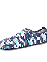Men's Upstream shoes/Bathing Shoes/Fitness Shoes Shoes Satin Blue / Red