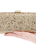 L.west Women Elegant High-grade No Rules Beaded Evening Bag