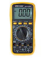victor vc9808 + geel voor professinal digitale multimeters