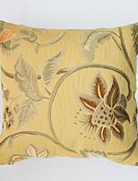 Polyester Kissenbezug,Blumen Traditionell