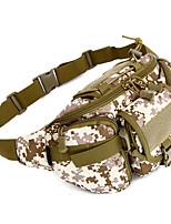 Military Hip Pack Tactical Waist Packs Waterproof Waist Bag Fanny Pack Belt Bag Hiking Climbing Outdoor Bag