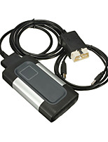 car 3 in 1 scanner diagnostisch hulpmiddel voor v2014.03 CDP + - (zwart& splinter)